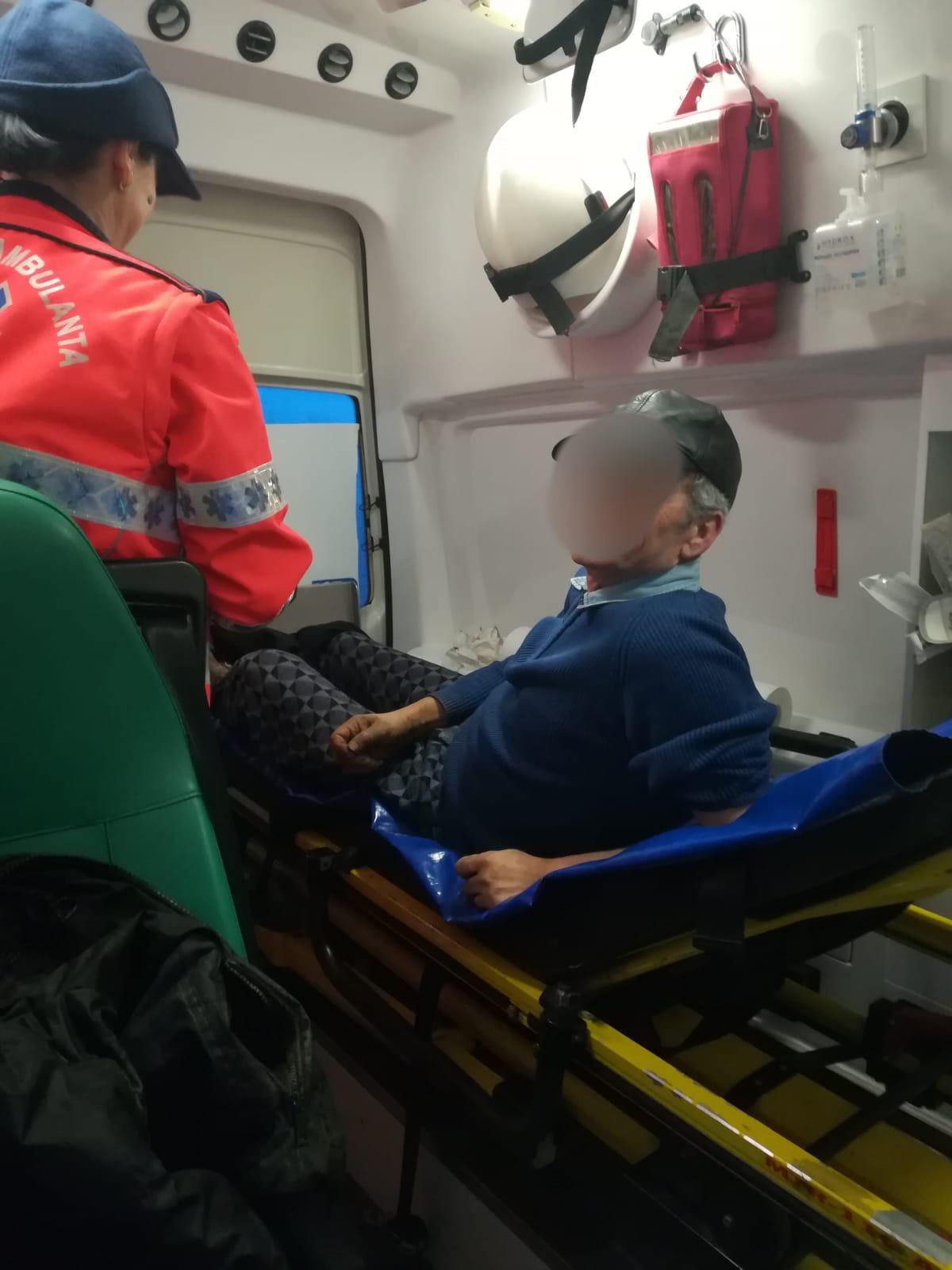 Arad: Bărbat rătăcit prin pădure și noroi, găsit după 9 ore