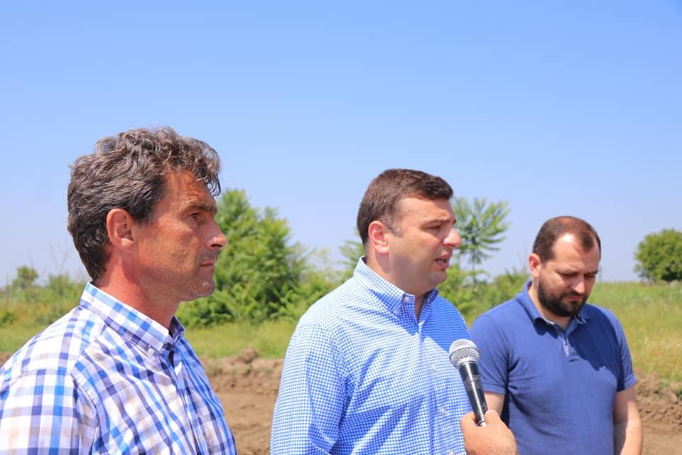 Arad: AUDIO Un nou drum, în județul Arad  Ar putea fi gata